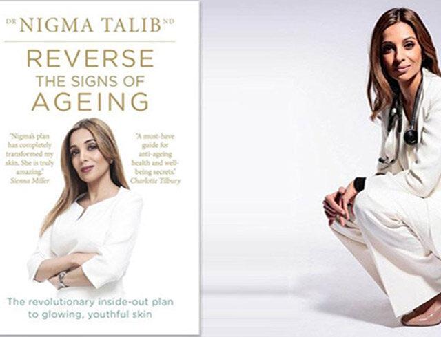 Великолепные продукты для борьбы со старением» в новой книге Нигмы Талиб