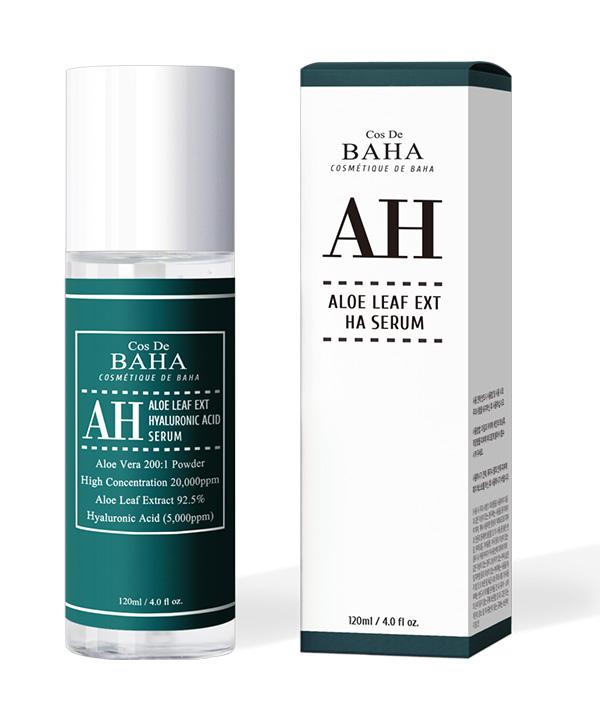 Питательная сыворотка для лица с алоэ вера Cos De BAHA Aloe Nourishing Facial Serum (120 ml)