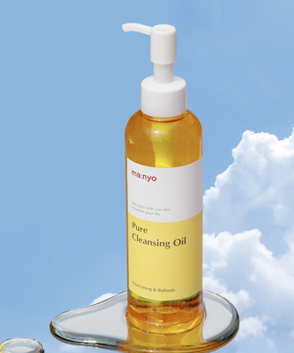 Гидрофильное масло для очищения Manyo Pure Cleansing Oil (200 ml)
