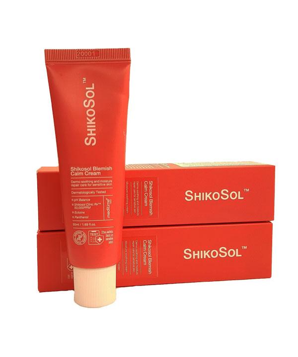 Крем для чувствительной и проблемной кожи Meditime Shikosol Blemish Calm Cream (50 ml)