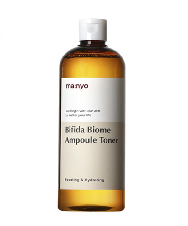 Тоник для защиты и восстановления кожи Manyo Bifida Biome Ampoule Toner (400 ml)