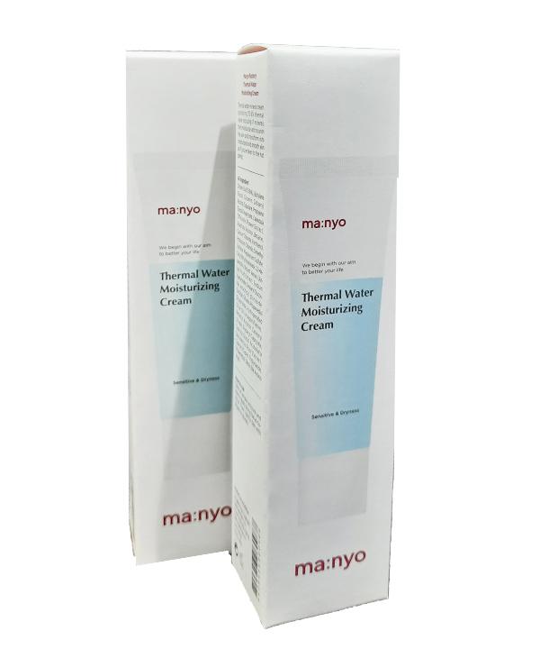 Базовый увлажняющий крем с родниковой водой Manyo Thermal Water Moisturizing Cream (50 ml)