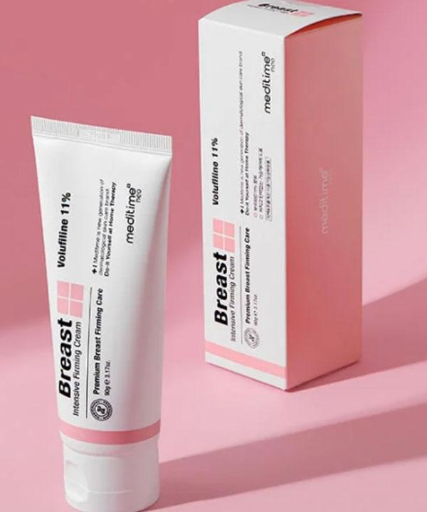 Интенсивный укрепляющий крем для шеи/декольте и бюста Meditime Breast Intensive Firming Cream (50 ml)