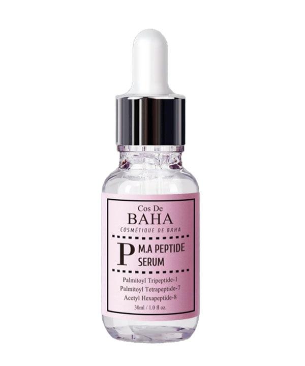 Антивозрастная восстанавливающая сыворотка с пептидами Cos De BAHA M.A Peptide Serum (30 ml)
