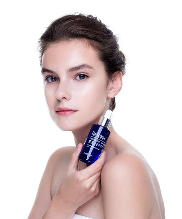Лифтинг-сыворотка с пептидами и производными ботулотоксина Meditime Batoxin Derma Lift Up Serum 50 ml