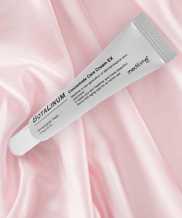 Набор сывороток для экспресс — лифтинг ухода Meditime Botalinum Ampoule EX Kit