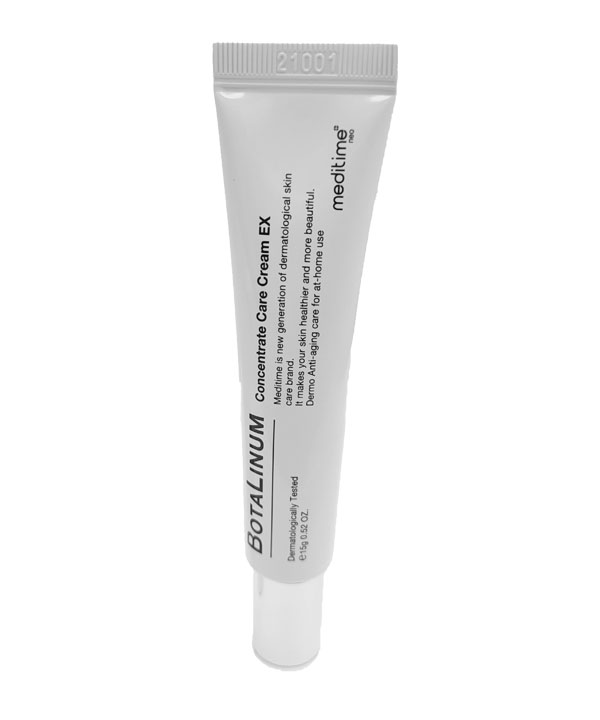 Крем с эффектом ботокса Meditime Botalinum Concentrate Care Cream  (15 ml)