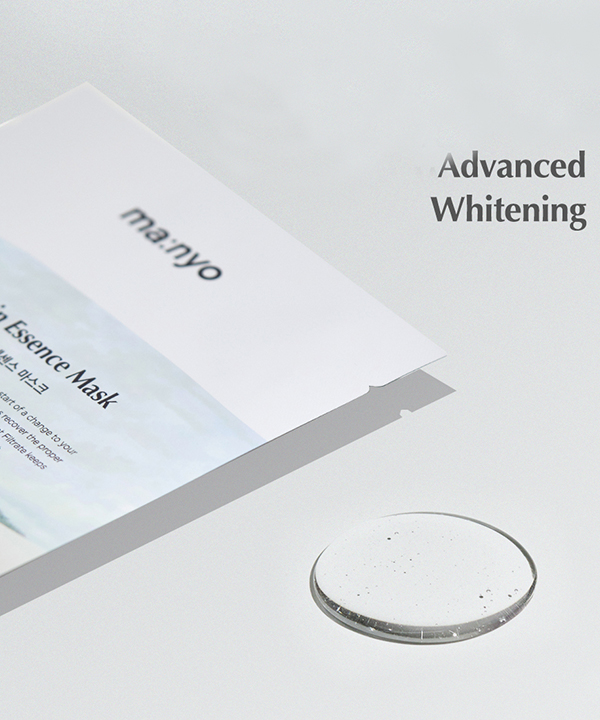 Тканевая маска Маньо против жирного блеска и расширенных пор Manyo Galac Niacin Essence Mask (30g)