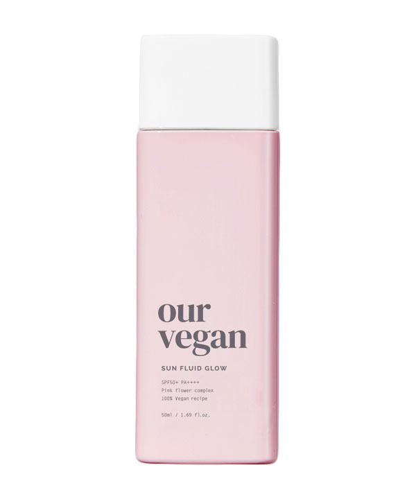 Солнцезащитный крем Manyo Our vegan sun cream glow (50 ml) Маньо