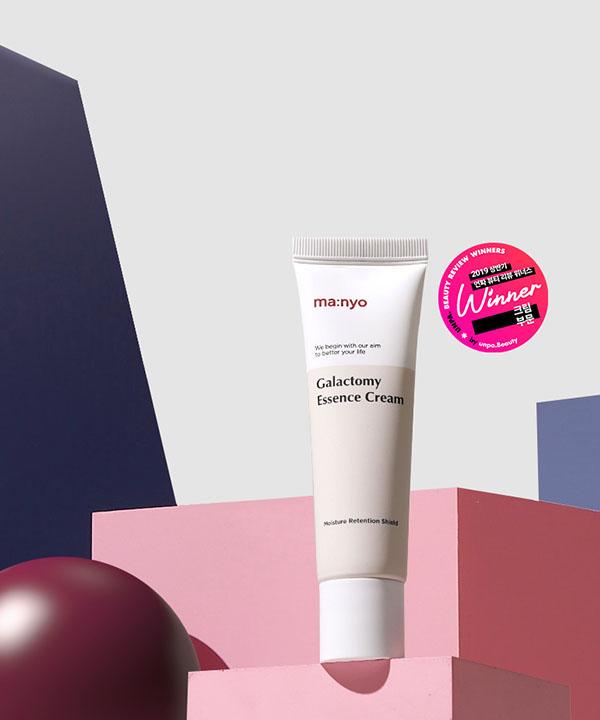 Ферментированный крем для лица Маньо против несовершенств Manyo Galactomy Essence Cream (50 ml)