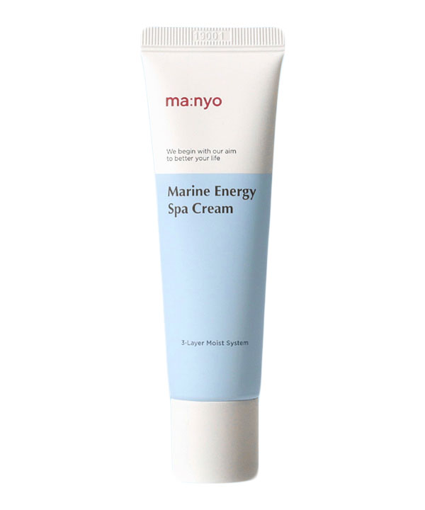Увлажняющий крем для лица Маньо против морщин Manyo Marine Energy Spa Cream (50 ml)