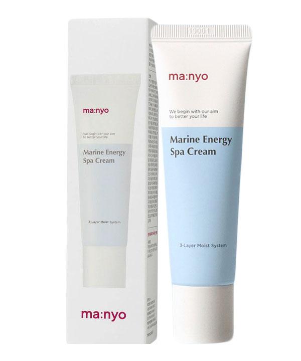 Увлажняющий крем для лица против морщин Manyo Marine Energy Spa Cream (50 ml)