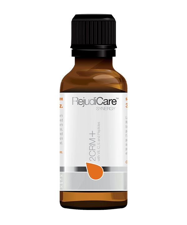 Сыворотка против морщин и тусклой кожи 2CRM+ с витаминами C, E и пептидами RejudiCare Vit С, Е and 2CRM+ peptides (30 ml)
