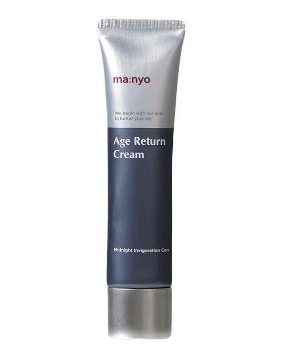 Ночной крем для лица против морщин и пигментации Manyo Age Return Cream (30 ml)