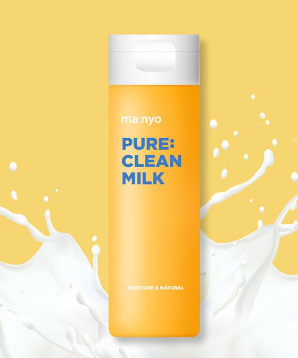 Молочко для снятия макияжа Manyo Pure Cleansing Milk (200 ml)