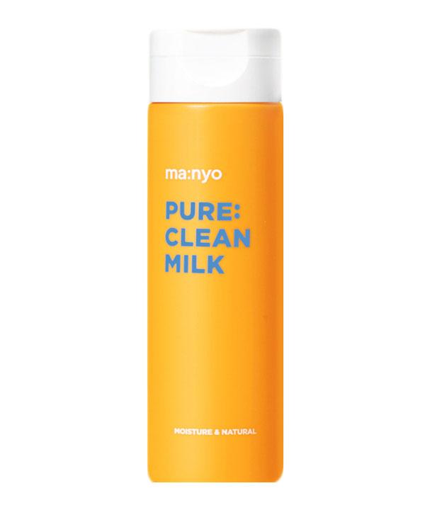 Молочко Маньо для снятия макияжа Manyo Pure Cleansing Milk (200 ml)