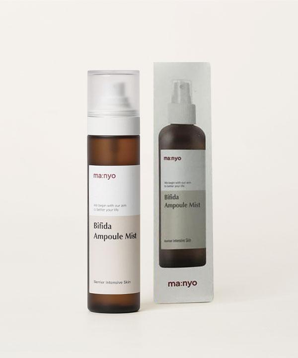 Восстанавливающий мист с пробиотиками Manyo Bifida Ampoule Mist (120 ml)