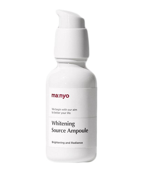 Отбеливающая сыворотка Manyo Whitening Source Ampoule (30 ml)