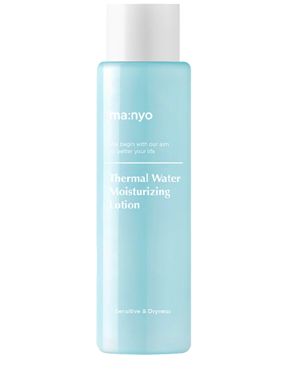 Увлажняющий лосьон Маньо с термальной водой –  Manyo Thermal whater moisturizing lotion (155 ml)