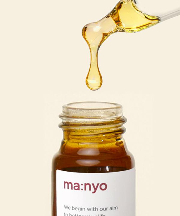 Антивозрастная сыворотка для сияния кожи с витамином С Manyo White Vita C Liquid Serum (10 ml)