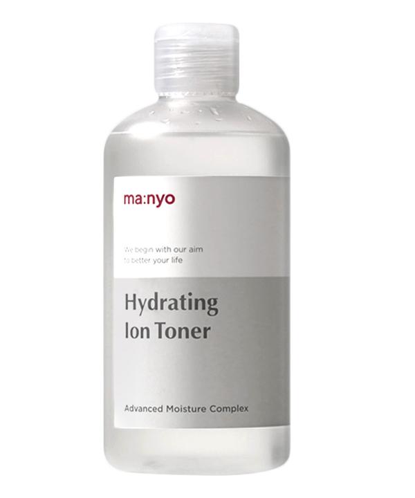 Увлажняющий тоник Маньо с ионами минеральной воды Manyo Hydrating Ion Ampoule Toner (250 ml)