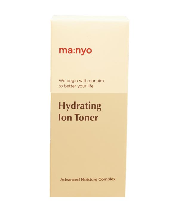 Увлажняющий тоник с ионами минеральной воды Manyo Hydrating Ion Ampoule Toner (250 ml)