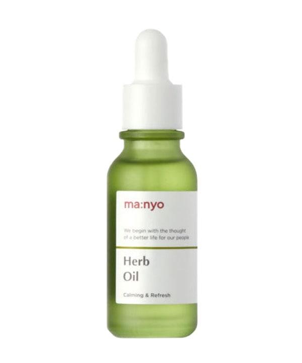Масло от воспалений Manyo Herb Oil (20 ml)