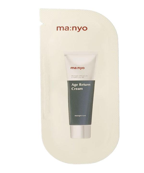 Крем для лица (пробник) Manyo Age return cream (1.5 ml)