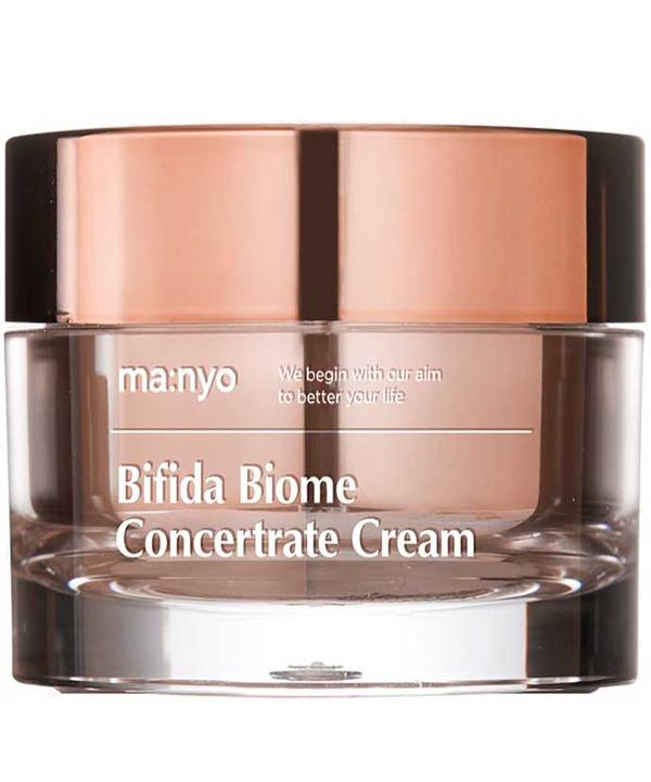 Крем для лица от морщин с пептидами и витамином Е Manyo Bifida Biome Concertrate (50 ml)