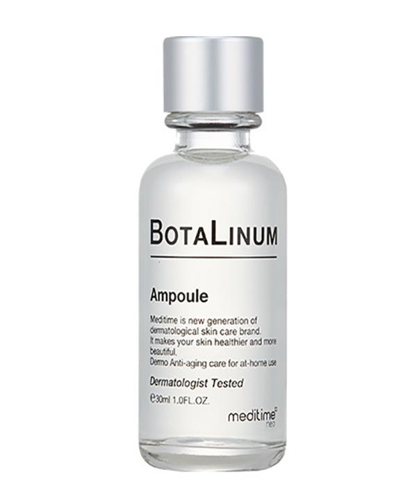 Антивозрастная сыворотка для лица на основе ботулина Meditime Botalinum Ampoule (30 ml)