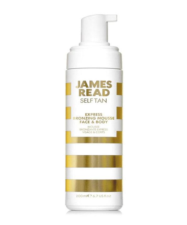 Аква – мусс для загара H2O James Read Hydrating Mousse (200 ml)