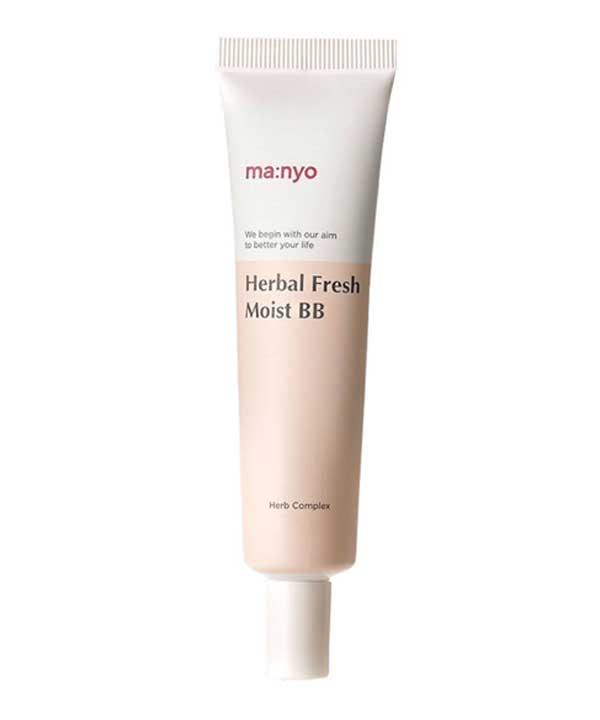 Увлажняющий ВВ-крем «Свежие Травы» с защитой от УФ — излучений Manyo Herbal Fresh Moist BB SPF29 PA++ (30 g)