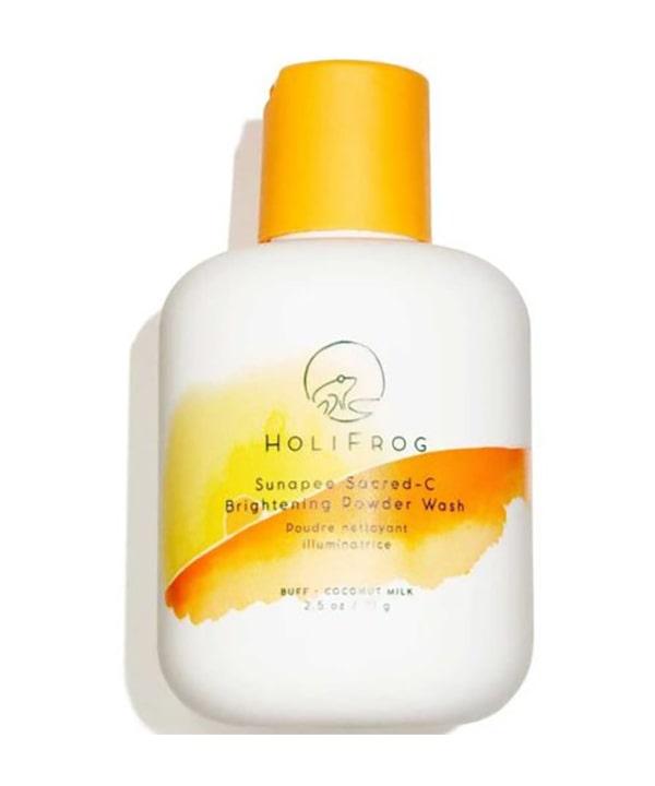 Осветляющая пудра для умывания Holifrog Sunapee Sacred-C Brightening Powder Wash (71g)