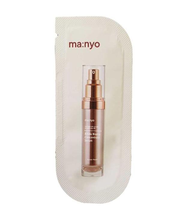 Антивозрастная концентрированная сыворотка Маньо с пробиотиками Manyo Bifida Biome Concentrate Serum (1,5 ml)