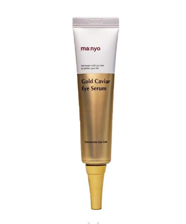 Сыворотка с золотом от морщин и темных кругов под глазами Manyo Gold Caviar Eye Serum (30 ml)