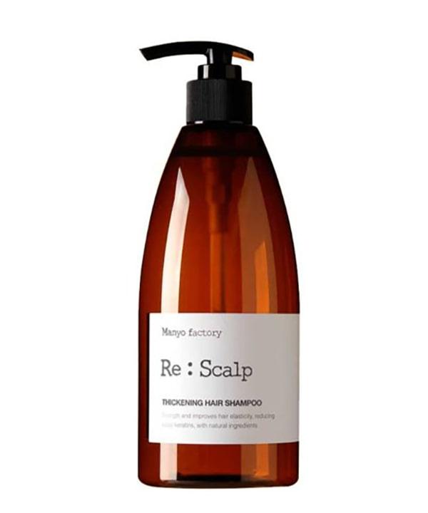 Укрепляющий шампунь для волос Manyo Scalp Thichening Hair Shampoo (500 ml)