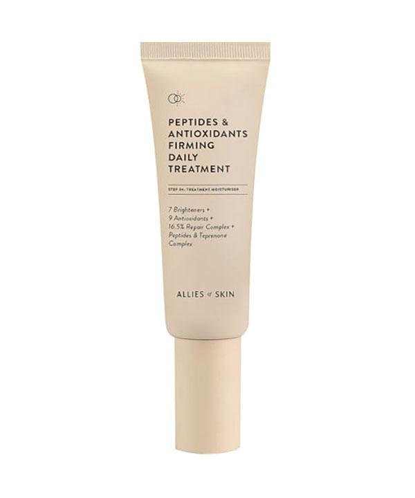 Укрепляющий дневной крем с пептидами и антиоксидантами Allies Of Skin Peptides & Antioxidants Firming Daily Treatment (50 ml)