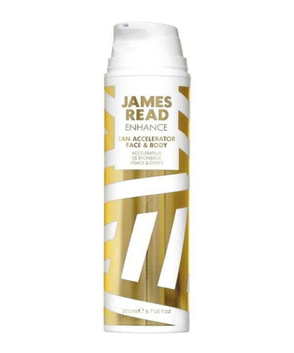Усилитель загара для лица и тела James Read Tan Accelerator Face And Body (200 ml)