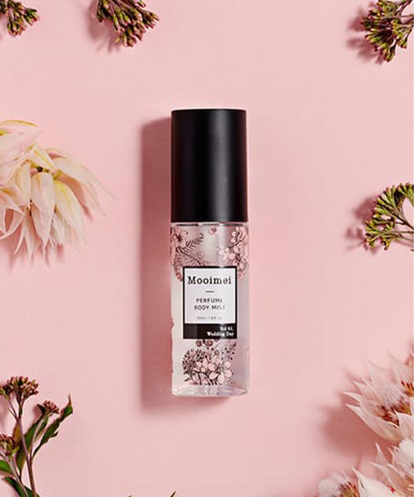 Парфюмированный мист для тела Meditime Perfume Body Mist Wedding Day (50 ml)
