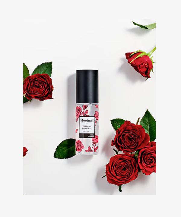 Парфюмированный мист для тела Meditime Perfume Body Mist Pure Rose (50 ml)