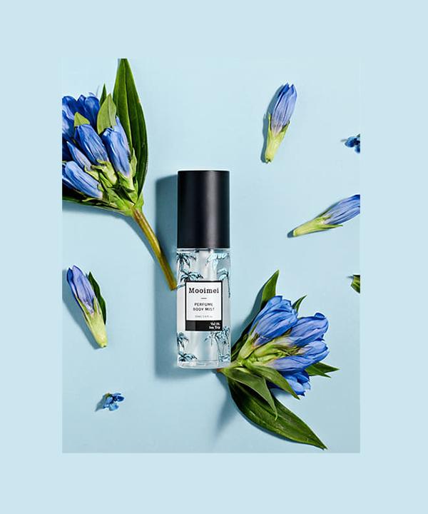 Парфюмированный мист для тела Meditime Perfume Body Mist Sea trip (50 ml)
