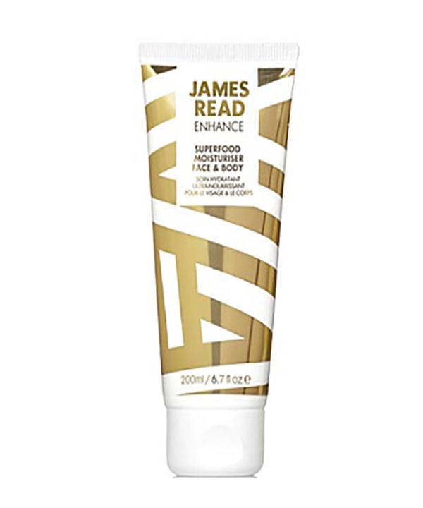 Крем – скраб для лица и тела James Read Superfood exfoliator face and body (200 ml)