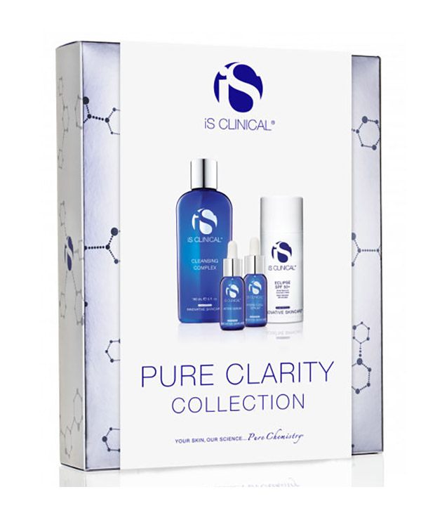 Анти — акне набор Is Clinical Pure Clarity Collection