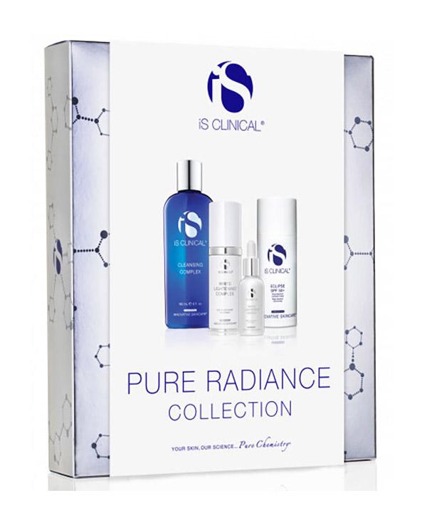 Интенсивный осветляющий набор Is Clinical Pure Radiance Collection