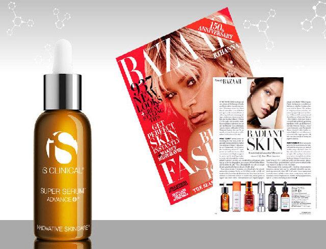 Harper's Bazaar рекомендует: сыворотка SUPER SERUM™ ADVANCE+®