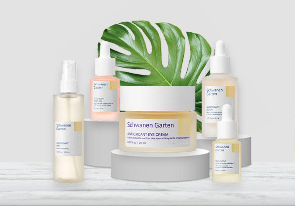 Лучшая<br> антиоксидантная <br> защита кожи