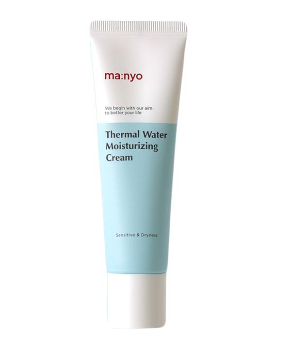 Маньо Базовый увлажняющий крем с родниковой водой Manyo Thermal Water Moisturizing Cream (50 ml)
