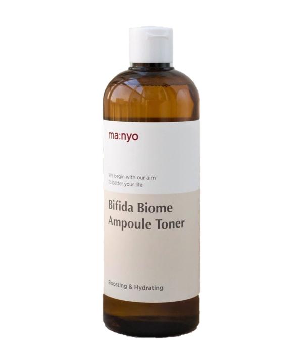 Питательный лосьон с комплексом бифидо-лактобактерий Manyo Bifida biome Ampoule Lotion (300 ml)