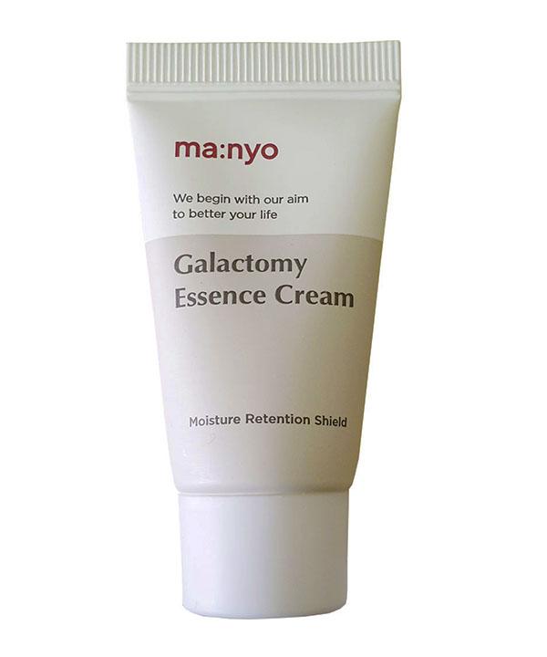 Ферментированный крем для лица против несовершенств Manyo Galactomy Essence Cream (15 ml)