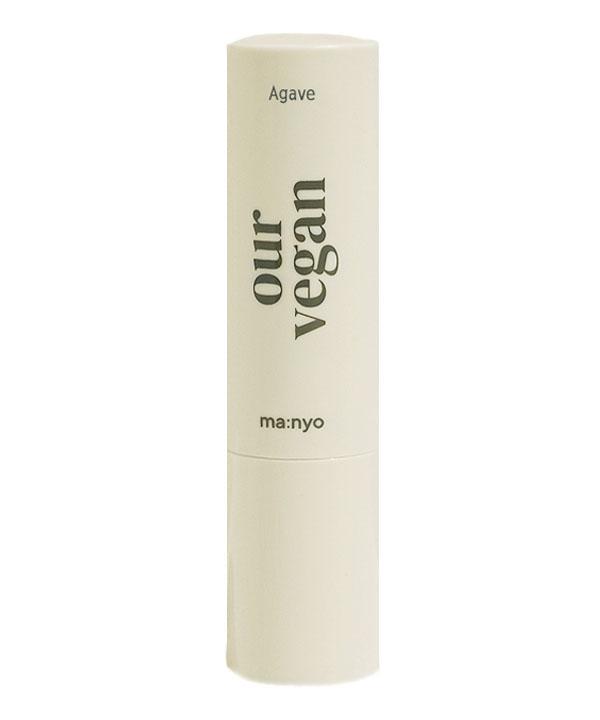 Максимайзер для губ Manyo Our vegan color lip balm green pink (3.7g)